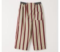 Pyjama Shorts Cream