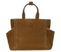 Manchester Shopper 42050001 Tan
