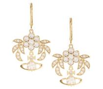 Amma Drop Earrings Gold Plated