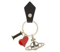 I Love Orb Keyring 82030009 Black