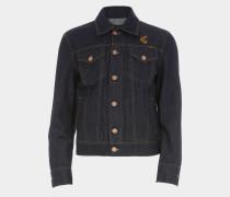 New D.Ace Jacket Blue Denim