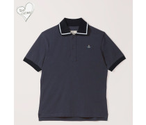 New Polo Short Sleeve Navy Blue