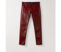 Slim Jeans Red