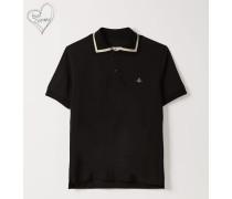 New Polo Short Sleeve Black