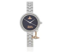 Silver Bow II Watch