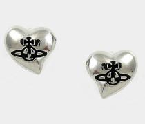 New Heart Stud Earrings