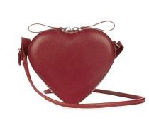 Johanna Heart Crossbody Bag 43030018 Red