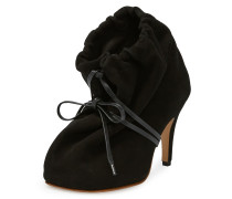 Black Animal Sack Stiletto
