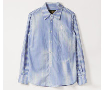 Lars Workman Shirt Blue