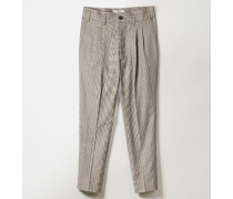 George Trousers Puppy Tooth