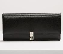 Sofia Long Card Holder Black