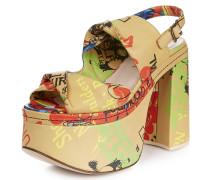Nimes Coronation Sandals Artwork Showtime