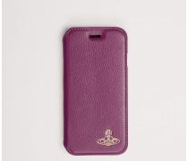 iPhone 8/7 Wallet Case Fuchsia