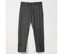 George Trousers Dotted Pinstripe