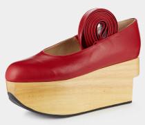 Rocking Horse Ballerina Red