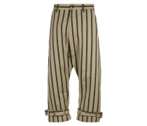 Samurai Trousers Khaki/Military Green