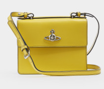 Matilda Medium Shoulder Bag Yellow