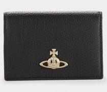 Balmoral Small Card Holder Black
