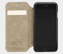 Iphone 8 7 Wallet Case Black