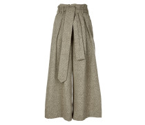 Oxford Trousers Beige Diamond