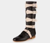 Pirate Boot Black