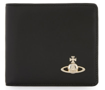 Nappa Wallet With Coin Pocket 51010009 Black