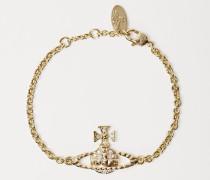 Mayfair Bas Relief Bracelet Gold Tone
