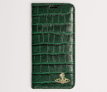 Iphone 7/8 Wallet Case With Flap Green