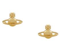 Farrah Earrings Gold Tone
