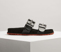 Alex Trek Sandal Black