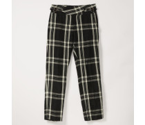 New Classic Trousers Black/White