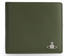 Milano Man Wallet With Coin Pocket Green