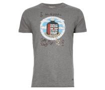 Nindsol Peru T-Shirt Grey Melange