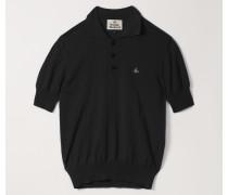 New Polo Knit Black