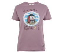 Ninsdol Peru T-Shirt Mauve