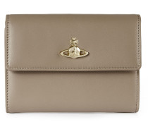 Nappa Medium Wallet 51070002 Nutmeg