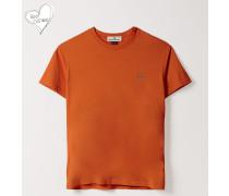 Boxy T-Shirt Orange