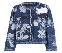 Dana Jacket Absence Of Rose Print