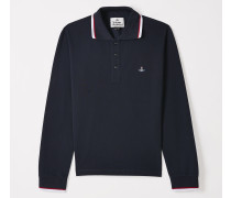 New Polo Long Sleeve Navy