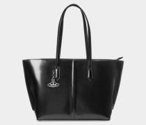Sarah Large Shopper Bag Black