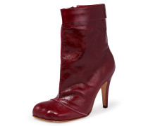 Scarlet Animal Cuff Boots
