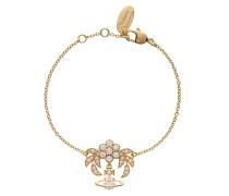Amma Bracelet Gold Plated