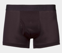 Burgundy Boxer Shorts