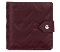 Canterbury Wallet with Flap 51090001 Burgundy