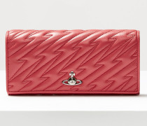 Coventry Long Card Holder Pink