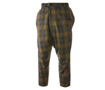 Warped Trousers Amber on Grey