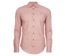 Classic Stretch Shirt Antique Pink