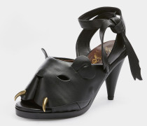 La Tigresse Sandal Black