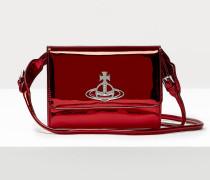 Johanna Crossbody Wallet Red