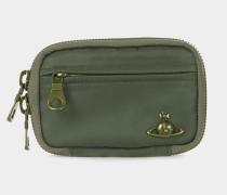 Parachute Soft Key Case Khaki Green